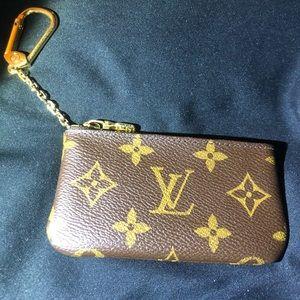 Louis Vuitton coin wallet